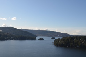 The View from Quarry Rock