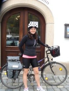 Cycling the Danube - Passau