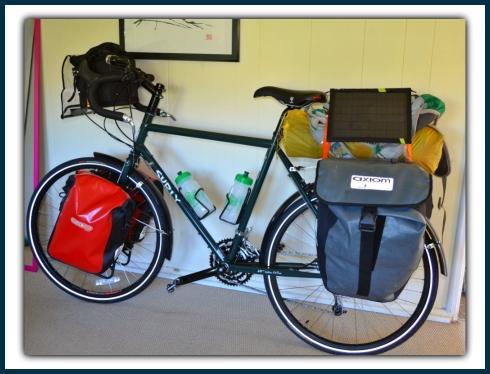 Packed Bike