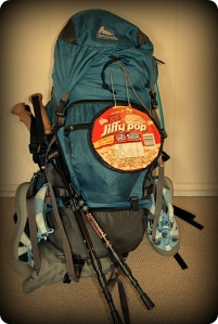 West Coast Trail Backpack
