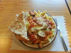 Mmmm Pasta dinner!
