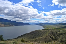 Looking towards Kamloops