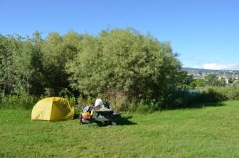 Silver Sage campsite