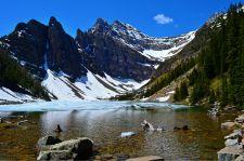 Lake Agnes - prettier than Lake Louise?