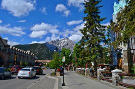 Banff - what a backdrop