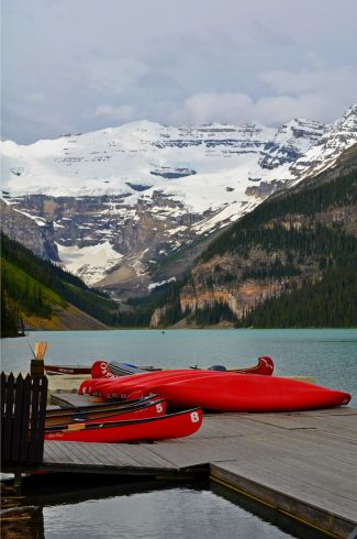 Lake Louise, second time