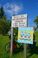 We are now on the Babushka Trail!