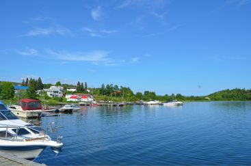 Rossport Marina