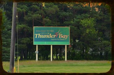 "Welcome to Thunder Bay - ""Superior By Nature"""