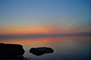 Sun rising :)