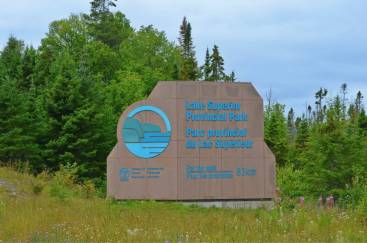 Welcome to Lake Superior Provincial Park