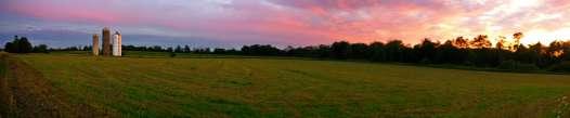Alex's sunset pic