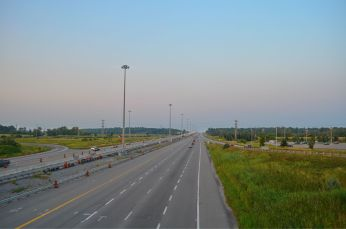 The forbidden highway into Ottawa
