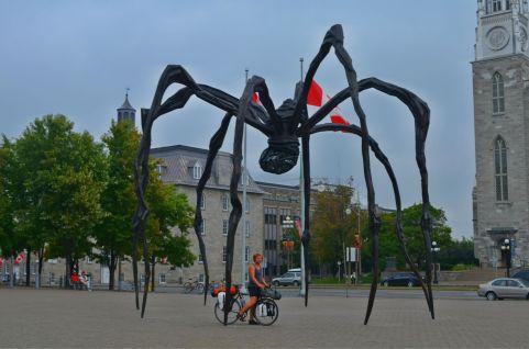 Spider! Ah!