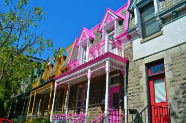Montreal colours!