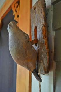 I liked Jean's door knocker