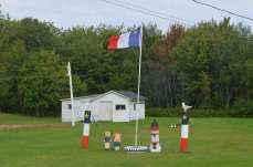 The Acadians are very proud of their heritage