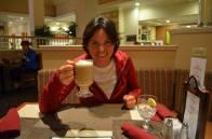 Celebratory drink :)