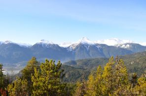 View from High Trail